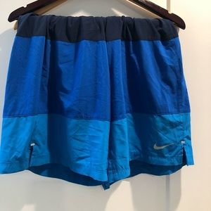 Nike Running Shorts with Liner